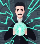 Výsledek obrázku pro Nikola Tesla obrázek